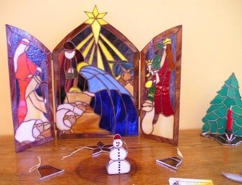 Egy izgalmas és egyedi karácsonyi csendélet