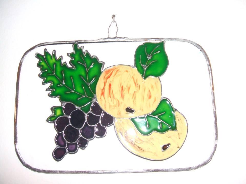 Festett gyümölcsök