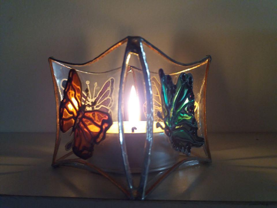 Festett pillangó