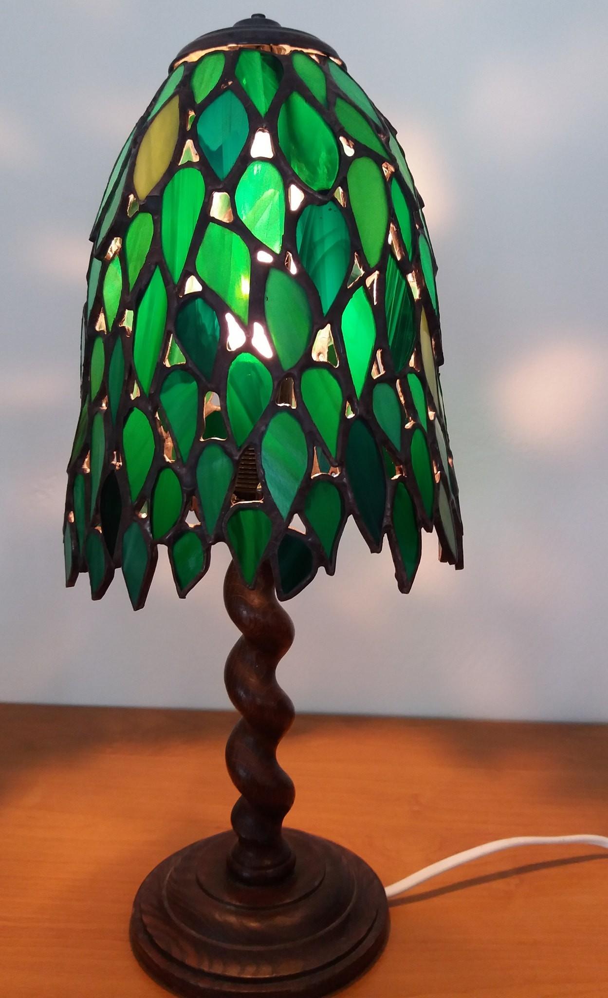 Leveles lámpa