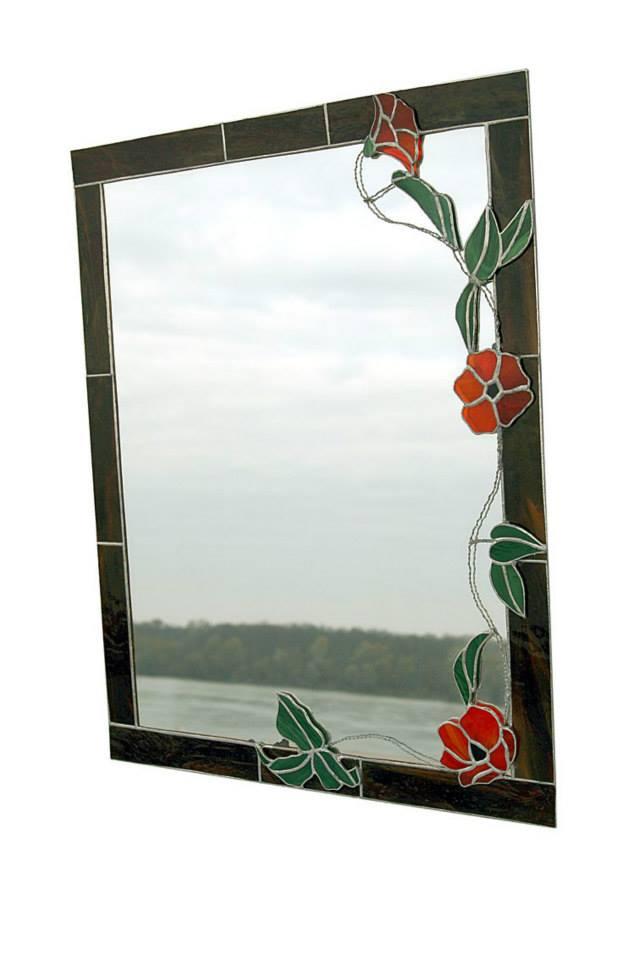Pipacsos tükör