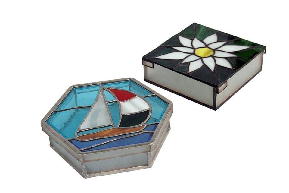 Tiffany dobozok