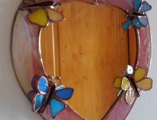 Pillangós tükör